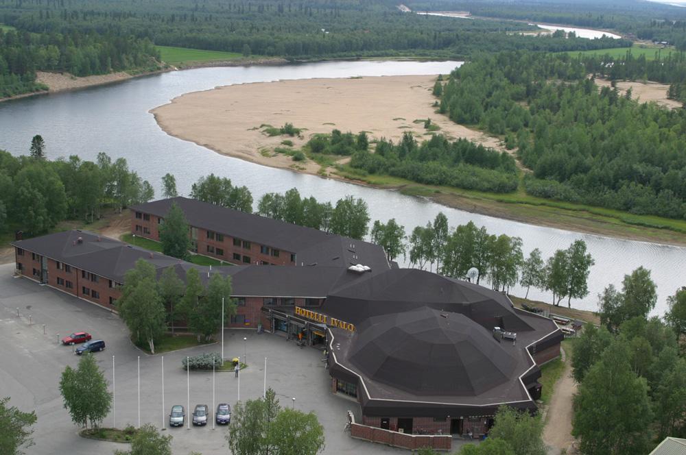 Ivalo  Saamenmaan Kylät