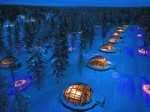 Igloos view from air Kakslauttanen JPG