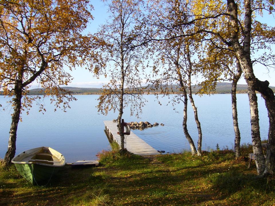 Majoitus Sevettijärvi