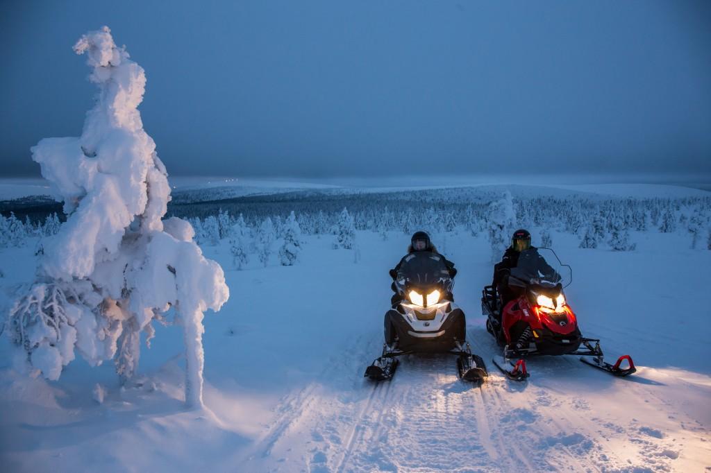 Ivalo Trek Lapland – Saamenmaan Kylät